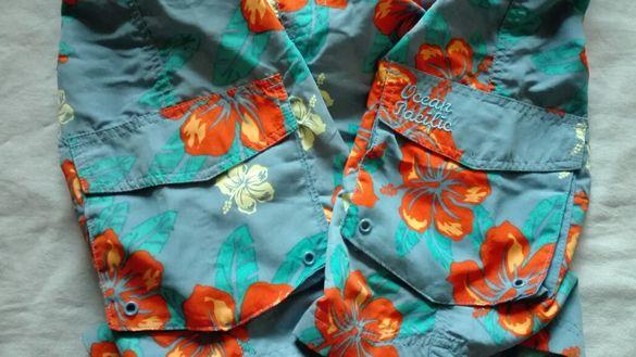 мъжки бански OCEAN Pacific - къси панталони размер L