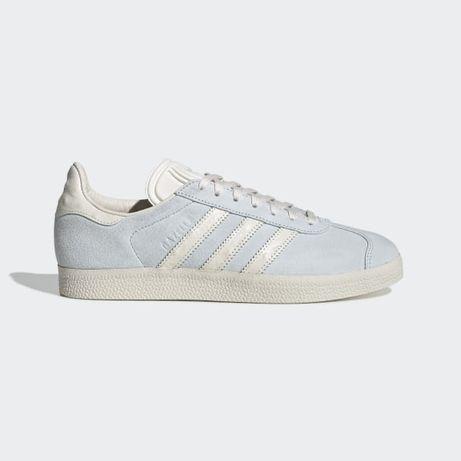 Adidas Gazelle babyblue/offwhite
