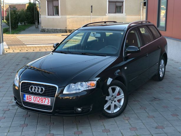Audi a4  2.0 tdi   an 2006