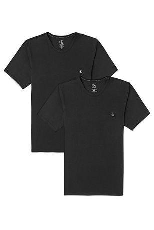 Calvin klein оригинална мъжка тениска комплект 2бр.