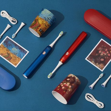 Электрическая зубная щётка Xiaomi X3U Soocas & Van Gogh Museum Design