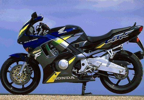 Пълен Комплект Мото Стикери за Възстановяване за Honda CBR F3