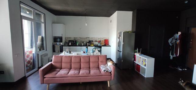 Квартира 2х комнатная, ЖК Ривьера