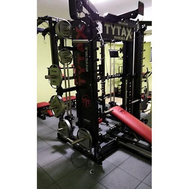 Titan t3-x - 425 упражнения само с един уред