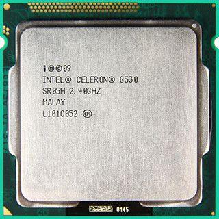 Intel Celeron G530/ 2.40GHz/ 2M/ ядер: 2C/2Th 65W/ LGA1155/ Sandy Brid