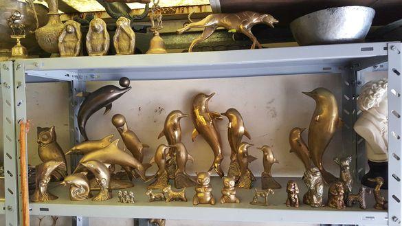 Колекцйя от  масивни бронзови животни - ИЗГОДНО  !!!