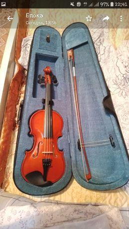 Срочно продам музыкальный инструмент Скрипка