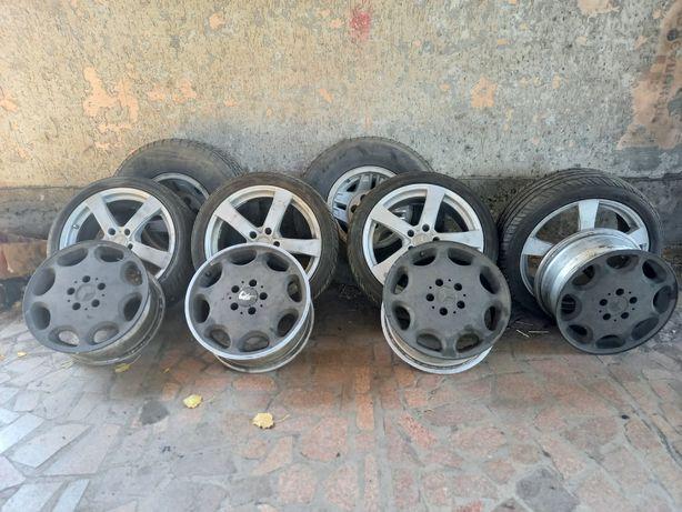 Колеса шины и диски