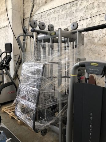 Depozit aparate fitness profesionale technogym