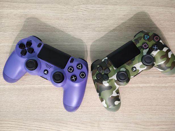 Controller DualShock 4 v2 PS4 (playstation 4,slim,pro) joystick maneta