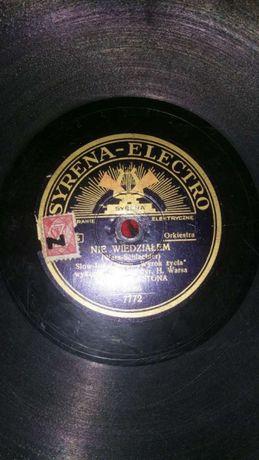Vând placi gramofon Columbia, Syrena Electro