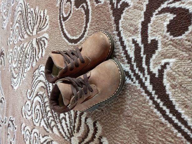 Обувь дет. весна осень