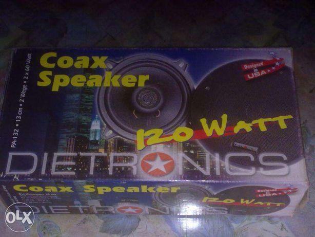 Coax Speaker -difuzoare auto nou