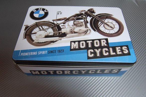 Ретро кутия БМВ motorcycles R17'' 1923'' VW