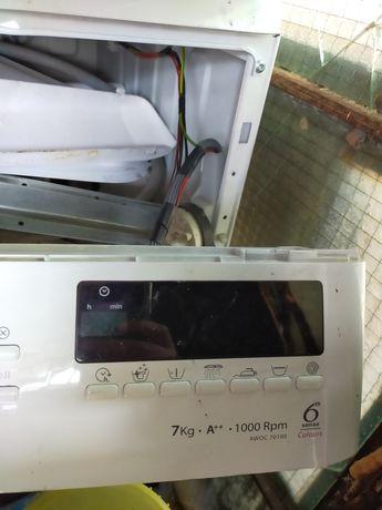 Mașina de spălat whirlpool