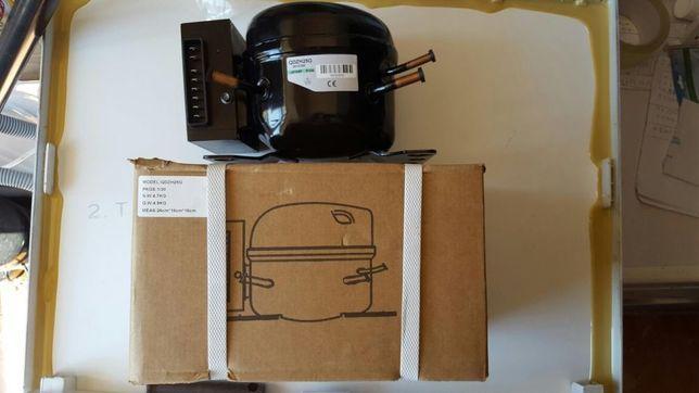 Compresor motor frigider 12v 24v lada auto gen danfoss BD25 35 sigila