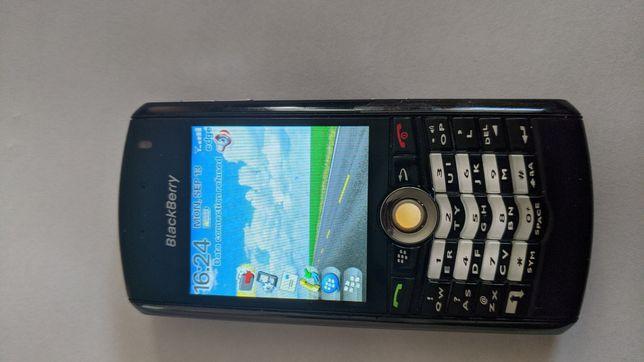 Blackberry 8100 .