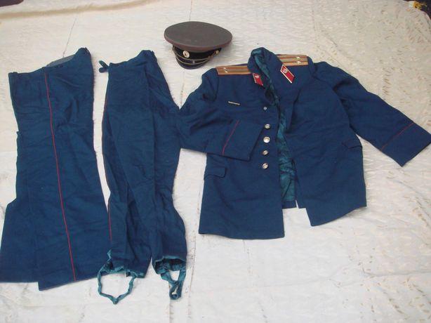 Военная форма китель ,брюки и брюки галифе СССР Оригинал Шерсть