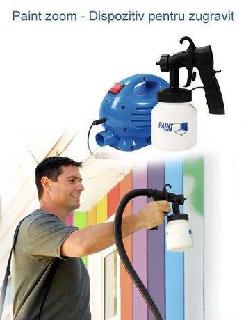 Paint Zoom - Pistol de vopsit si zugravit profesional ! NOU!