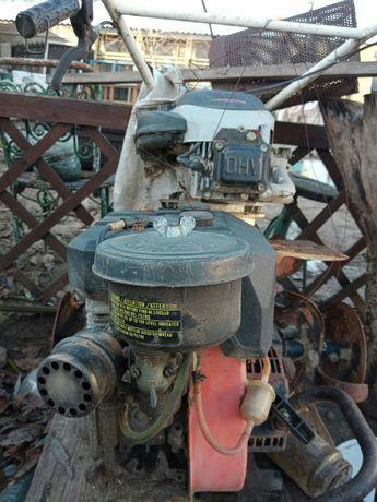 motor de motocultor