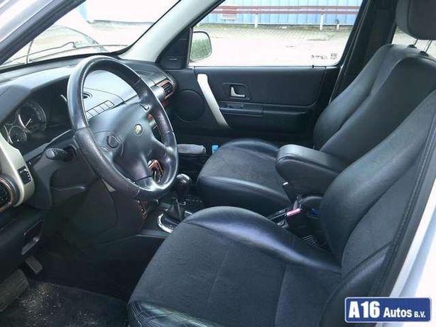 Interior piele cu incalzire Land Rover Freelander, fete usi, cotiera.