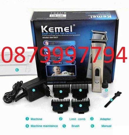 Машинка за подстригване Kemei KM-5017