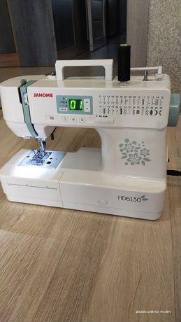 Машинка для шитья  JANOME HD6130