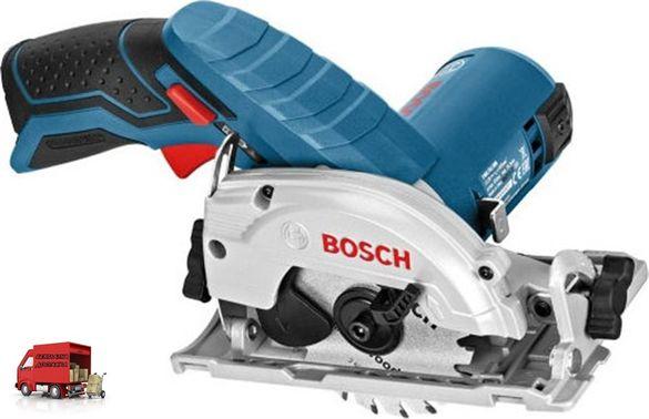 Промоция!Акумулаторен циркуляр GKS 12V-26 Solo Bosch