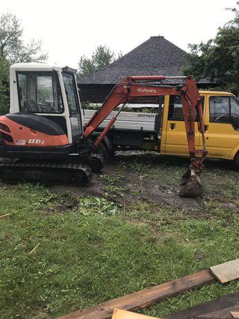 Execut lucrari excavator