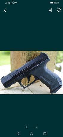 Pistol Walther P 99- Made in Germania