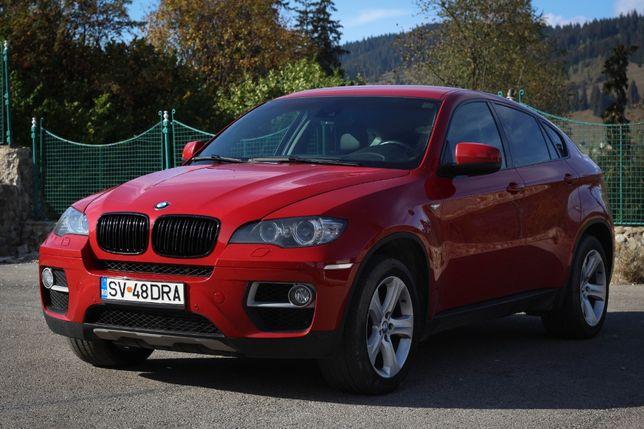 BMW X6 2013 proprietar km reali.variante schimb.