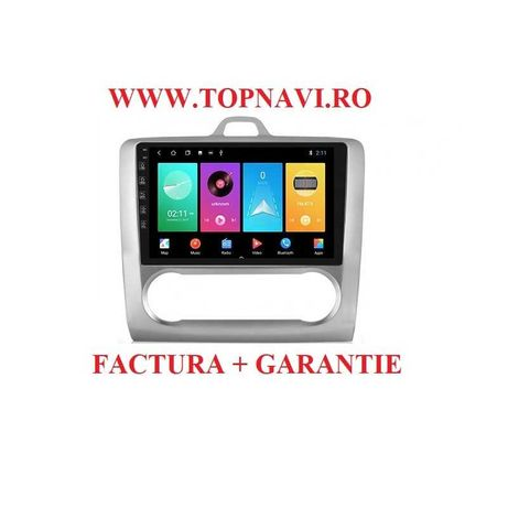 Navigatie 9 inch android 9 ford focus 2004-2011
