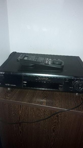 Ретро sony da pro 4-head video recorder