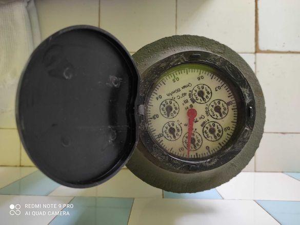 Тяло /механизъм/ за водомер ф-100