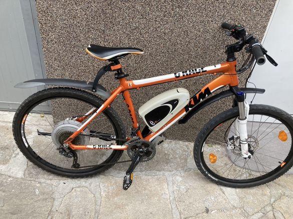 "Електрически велосипед KTM 26"""