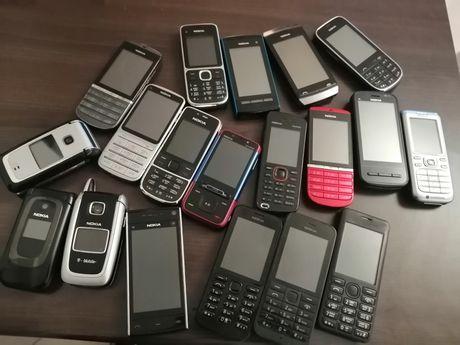 Nokia C2, C3, asha 300, 306,2700,C6,X6,6125,206,222,6234,5610d,
