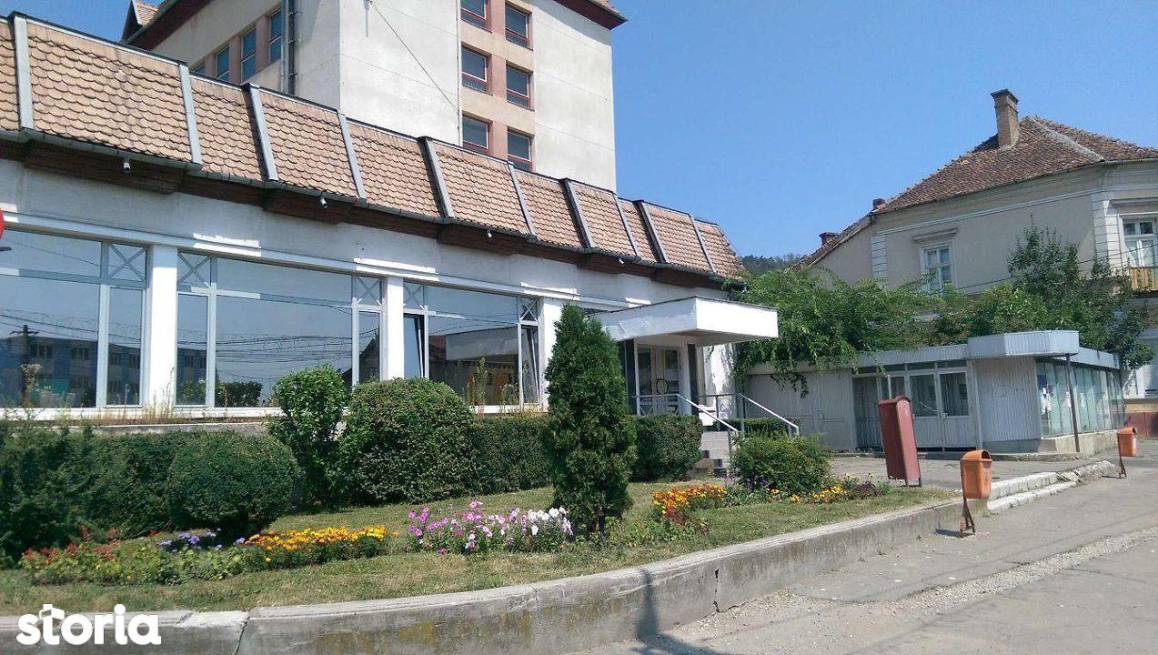 Spațiu comercial si birouri, Tarnaveni