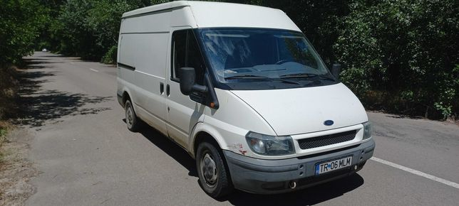 2002 Ford Trasit