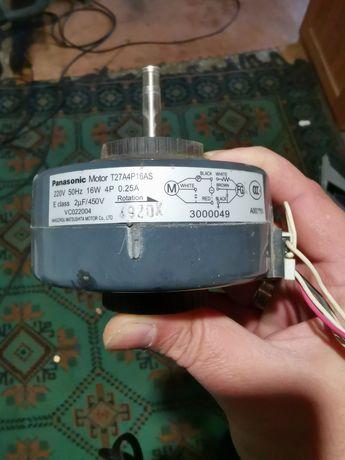 Мотор за вътрешно тяло на климатик