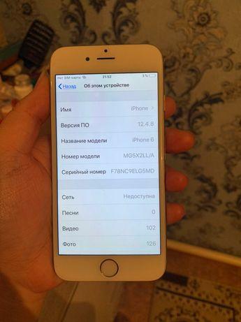 Срочно продам iPhone 6