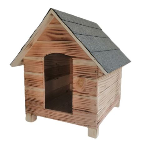 Къща за куче - Ретро,размер М - Къщичка за кучета,Колиба за кученца