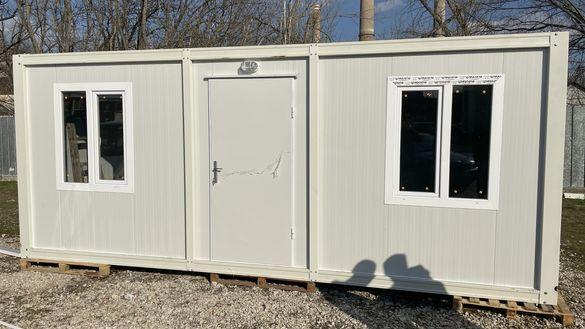 Жилищни контейнери, Офиси, Строителни фургони