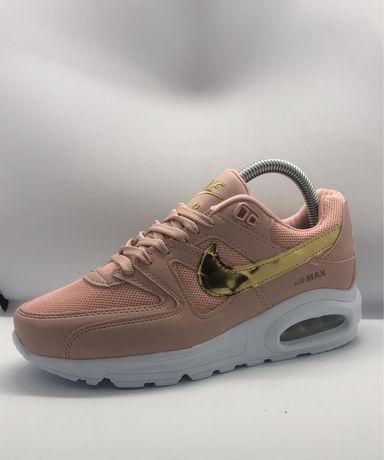 Adidasi Dama Nike Air Max Pink & Gold!