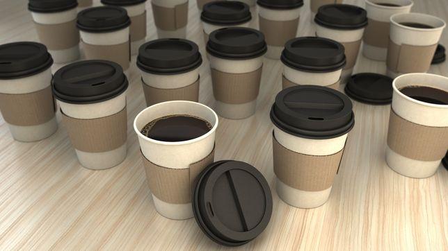 Стаканы бумажные * чашки