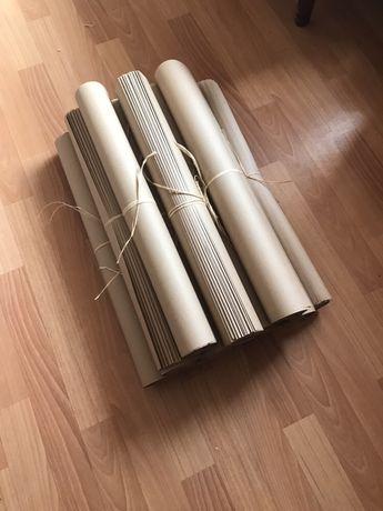 Крафт Бумага рулонами по 20 листов в Алматы.