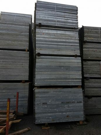 Podețe, podina, panouri schela metalica podina zincata