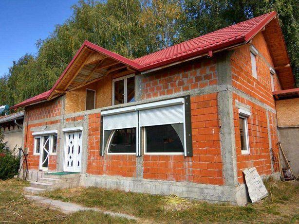 Vând casă nou construita centru Câmpulung Muscel, B-dul Ion Mihalache