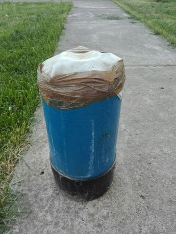 Butelie cu rasina pentru statie de dedurizare a apei