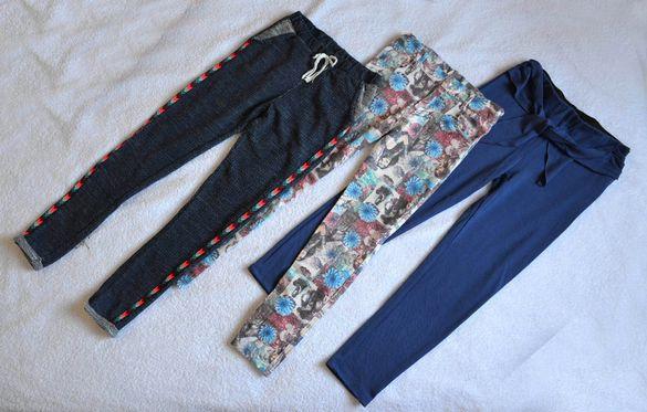 дънки , клин , дрехи за момиче 9-11 години цени от 5 лв