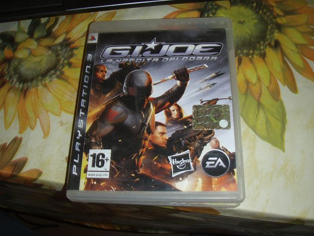 G. I. Joe - La Nascita dei cobra PS3